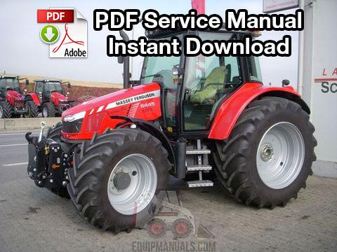 massey ferguson 1440v service manual