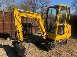 JCB 801.4, 801.5, 801.6 Excavator