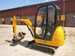 JCB 8014, 8016, 8018, 8020 Excavator