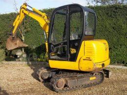 JCB 802 Super 802.4 Excavator