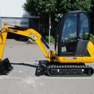 JCB 8020 Excavator