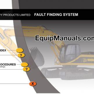 JCB JS Excavator Fault Codes