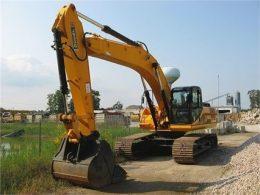 JCB JS330, JS450, JS460 Excavator