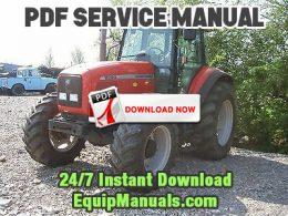 Massey Ferguson 8200 Tractor