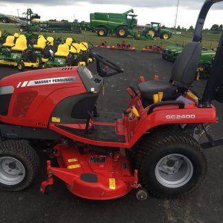 Massey Ferguson GC2400, GC2410, GC2600, GC2610 Tractor