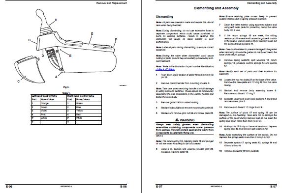 jcb service repair manual pdf sample