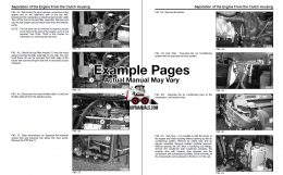 [SCHEMATICS_4US]  Massey Ferguson 1660 Tractor Service Repair Manual | 1250 Ferguson Tractor Wiring Diagram |  | EquipManuals