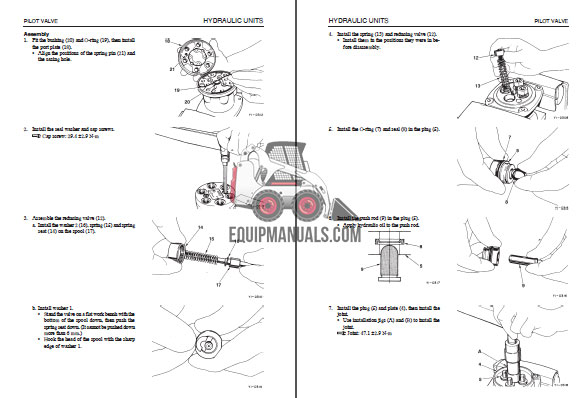Takeuchi Workshop Repair Manual Sample