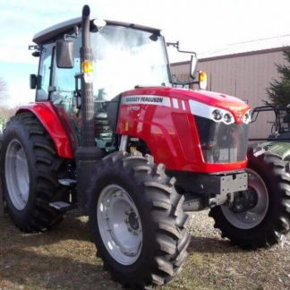 Massey Ferguson 4607M, 4609M, 4610M Tractor