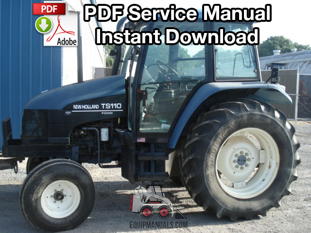 new holland ts110 tractor wiring diagram electrical work wiring piper cub starter circuit diagram new holland ts90 ts100 ts110 tractor service manual equipmanuals com rh equipmanuals com ford ts110 tractor new holland ts110 wiring diagram
