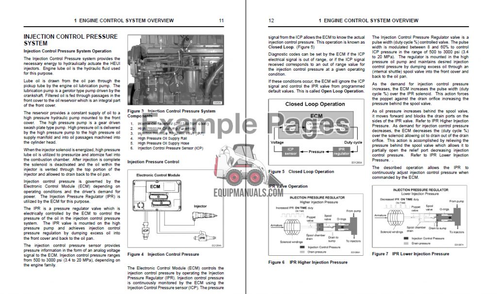 1997-2000 International DT466E, DT530E Troubleshooting Manual Diagnostics