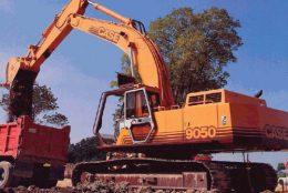 Case 9050 Excavator