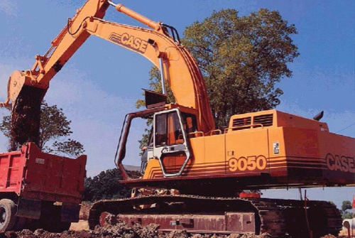 Case 9050 Excavator Service Manual