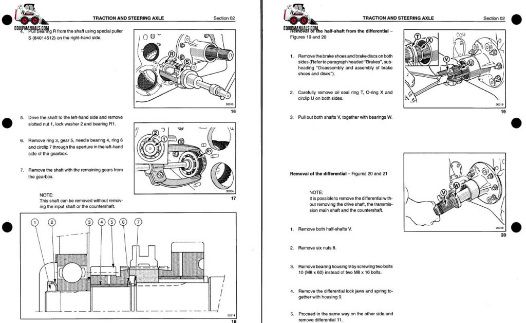Case Ih 1120  1130  1140 Tractor Service Manual