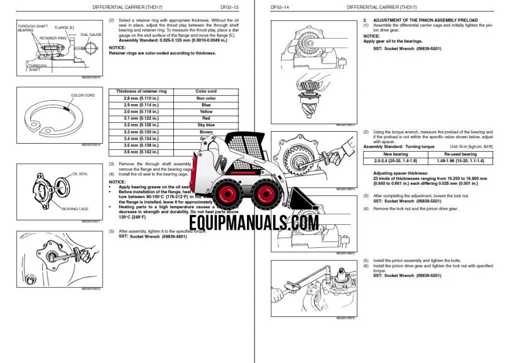 2015 Hino 238  258lp  268  338 Series Truck Workshop Manual