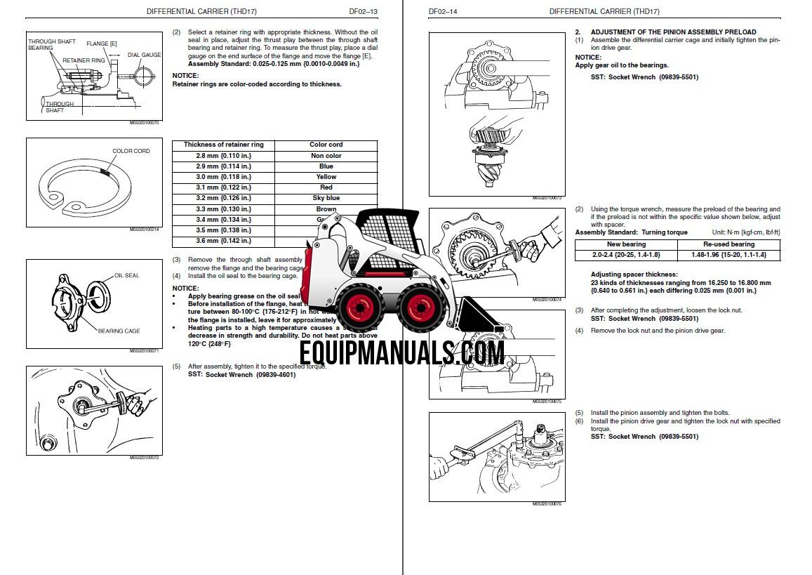 Hino Fd1j  Gd1j  Fg1j  Fl1j  Fm1j Series Truck Workshop Manual