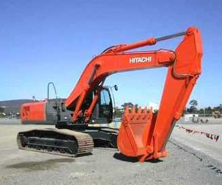 Hitachi Zaxis 330-3 Excavator