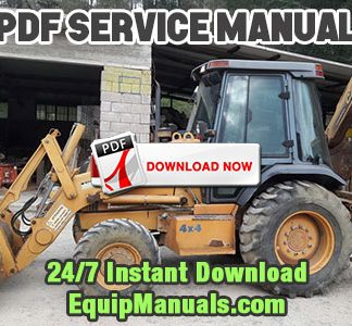 Case 580LE, SLE, LSP, LPS and 590SLE, LSP Backhoe