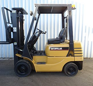 Caterpillar DP20, DP25, DP30, DP35 Forklift