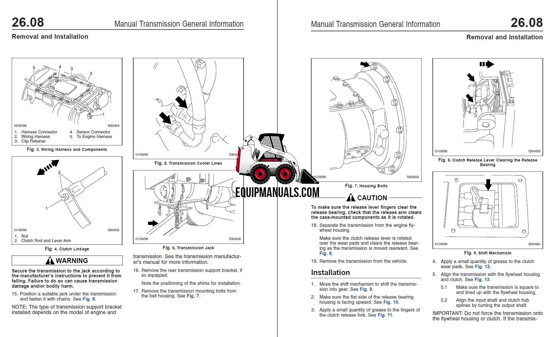 Sterling A9500  L7500  L8500  L9500 Truck Workshop Manual