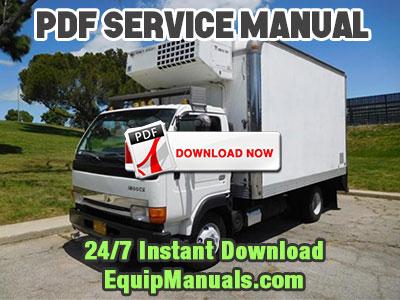 nissan ud 1800 wiring diagram 1999 2003 nissan ud 1800cs truck service manual  1999 2003 nissan ud 1800cs truck