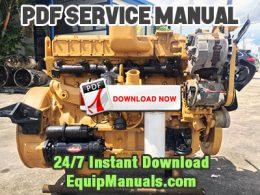 Caterpillar 3116 Truck Engine