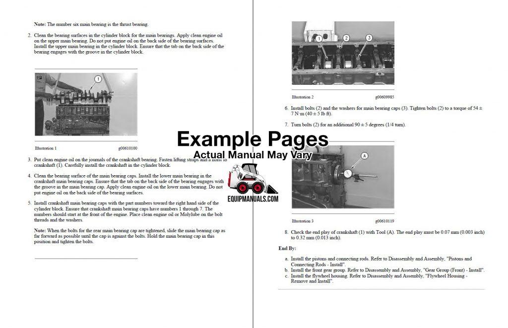 Cat Engine Service Manual PDF Download