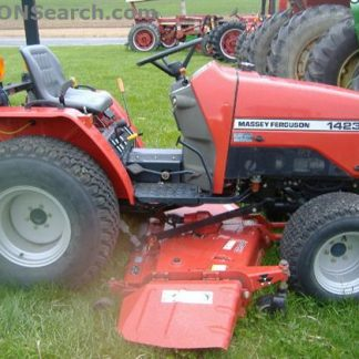 MF 1417, 1423 tractor